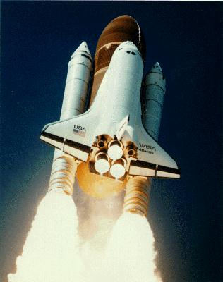 space shuttle speed - photo #3